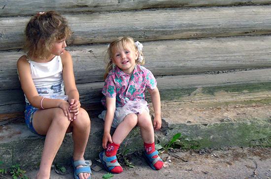 В России отменят налог на выплаты семьям с детьми