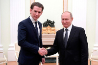 Зачем канцлер Курц приехал в Москву