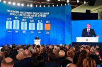 Регулярная индексация пенсий в России будет выше инфляции, заявил Путин