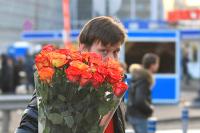 К 8 Марта цветы подорожают на 40%