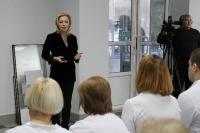 Тимофеева: в Ставрополе построена новая поликлиника, обещание выполнено