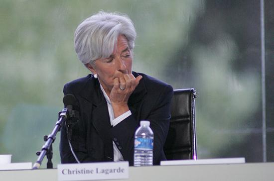Вмировой торговой войне проиграют все— руководитель МВФ
