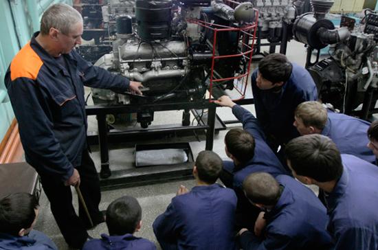 В школы могут вернуть уроки автодела