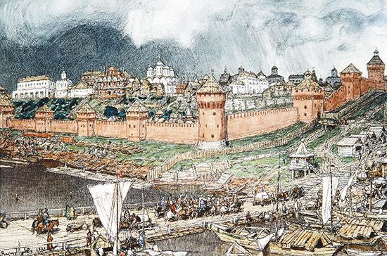 Москволенинград так и не построили