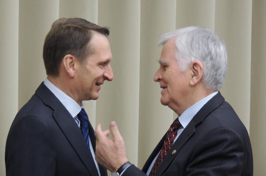 В Москве отметили юбилей украинского историка Петра Толочко