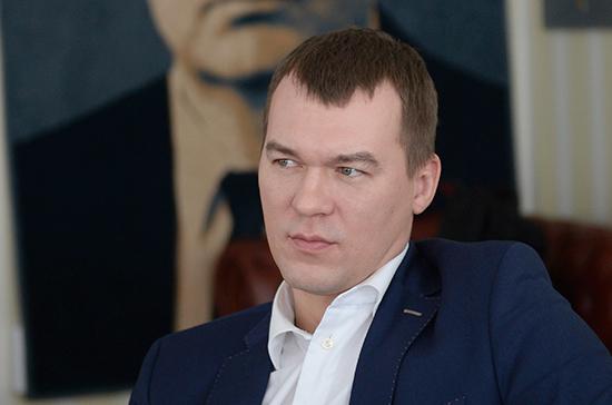 Дегтярев предложил внести в законодательство понятие «информационной войны»