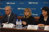 ЦИК России не получил жалоб на избирательную систему