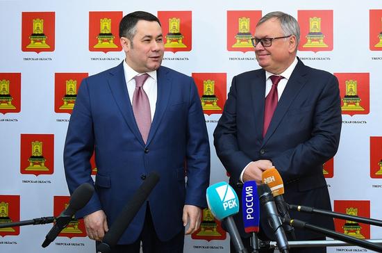 В Тверской области к концу года увеличат число отделений Почта банка  на 38%