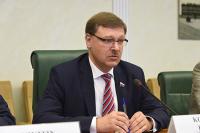 Косачев: права россиян на Украине беззастенчиво и последовательно нарушаются