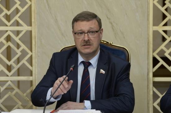 Косачев не исключил провокаций на Украине в день выборов президента РФ