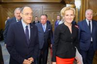 Генсек МАП: не должно быть никаких препятствий для сотрудничества России и Европы