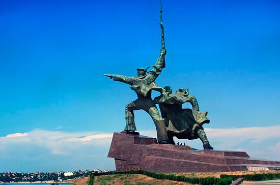 Минобороны подарило Cевастополю 7 гавцентре города— Царский подарок