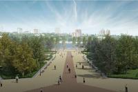 В Ростове-на-Дону новый парк напротив стадиона «Ростов-Арена» и набережную откроют 1 мая