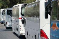 В Севастополе на социальных маршрутах начали курсировать новые автобусы