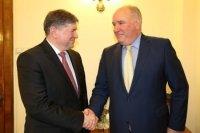 Молдавский посол вернулся в Россию
