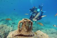 «Крымская Атлантида» может стать первым подводным археологическим парком в России