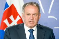 Президент Словакии обеспокоен решением кабмина не высылать российских дипломатов