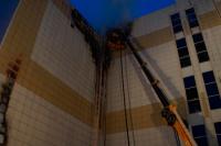 Фигурант дела: систему безопасности в «Зимней вишне» отключили незадолго до пожара