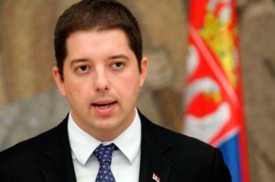 Россия осудила провокацию косовских властей против сербского министра по делам края