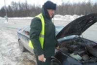 Магаданскому автовладельцу грозит штраф до 100 тыс. руб. за нарушение границы ОЭЗ