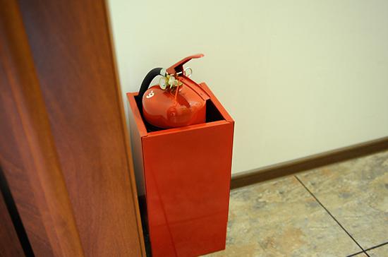 Вдомах будут проверять соблюдение противопожарных норм каждые 5 лет