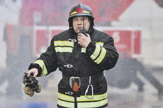ВКраснодаре издетской клиники из-за пожара эвакуирован 131 человек