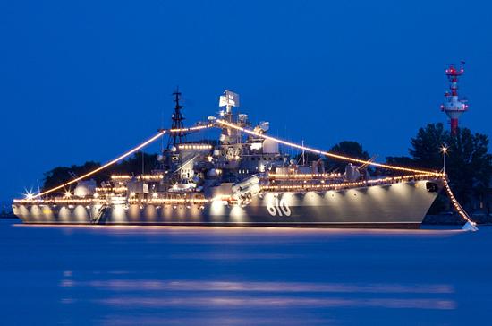 К 2020-ому РФ получит 50 новых военных кораблей