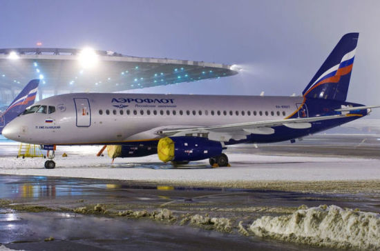 Английское МВД назвало причины досмотра русского самолета