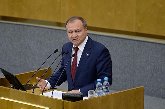 Депутат отКузбасса: Отставку Тулеева воспримут с осмыслением