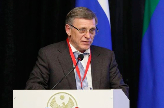 Гасан Идрисов стал куратором Махачкалы