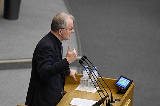 В Госдуме предложили отменить льготы для использующих неофициальный труд компаний