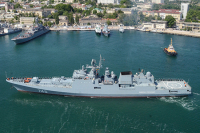 Эксперт рассказал о возможных ответах России на «украинское пиратство» в Азовском море