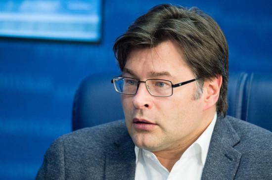 Идея об открытии офисов соцсетей в России не несёт угрозы свободе слова, заявил Мухин