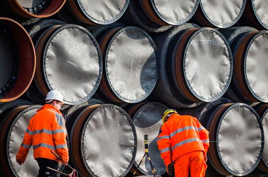 Финляндия тоже позволила строительство газопровода вобход Украинского государства