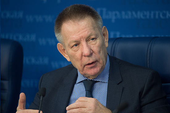 Брифинг Николая Герасименко