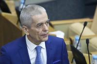 Онищенко призвал повышать престиж профессии врача