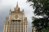 В МИД РФ назвали провокацией сообщения о химатаке в сирийской Думе