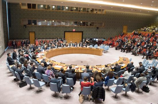 Сможет ли ООН удержать американцев от удара по Сирии