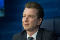 Бурматов: в Госдуме будут добиваться оперативного внесения законопроекта об экологической информации