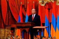 Четвёртый по счёту президент Армении вступил в должность