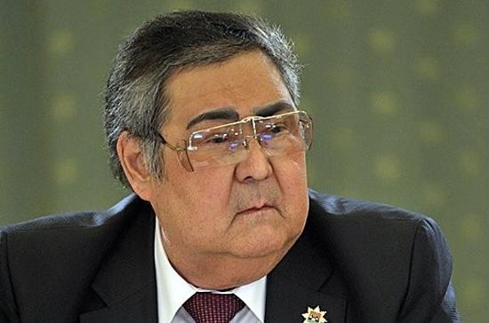 Тулеев возглавил парламент Кемеровской области