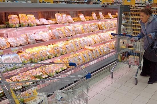 Россиян предупредили о риске дефицита продуктов