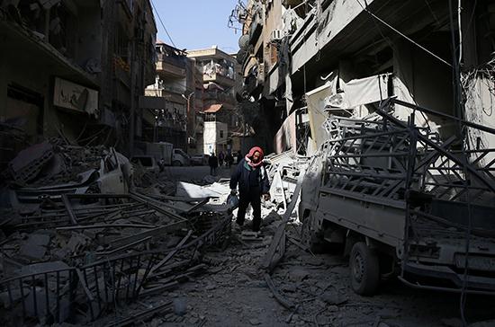 Сирия передала ОЗХО предложение по расследованию инцидента в Думе