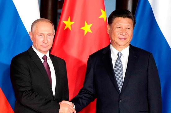 Новые американские санкции простимулируют торговлю между Россией и Китаем, считает аналитик