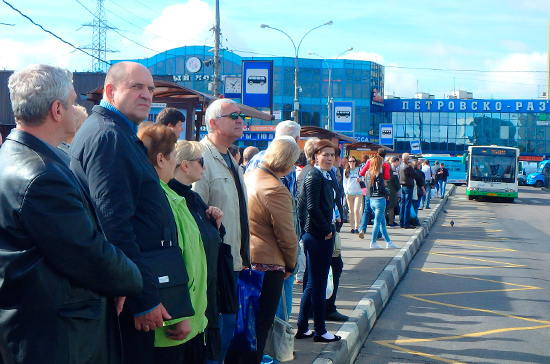 Агентство автомобильного транспорта может начать регулировать пассажироперевозки