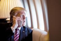 Трамп: у США множество военных вариантов решения ситуации в Сирии