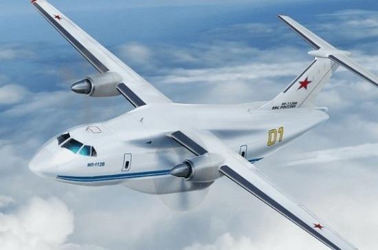 Первый вылет новейшего самолёта Ил-112В состоится до конца 2018 года