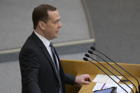 Медведев заявил об увеличении финансирования поддержки малого бизнеса