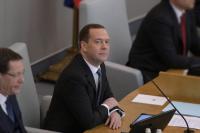 Медведев пообещал к 2021 году обеспечить детей местами в яслях