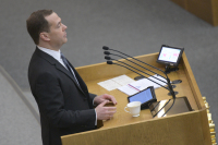 Медведев рассказал о перспективах повышения НДФЛ